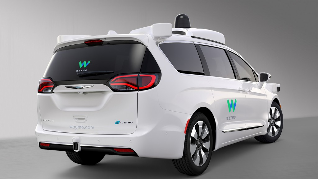 Self-service? Waymo's self-driving cars head to AutoNation for fleet maintenance