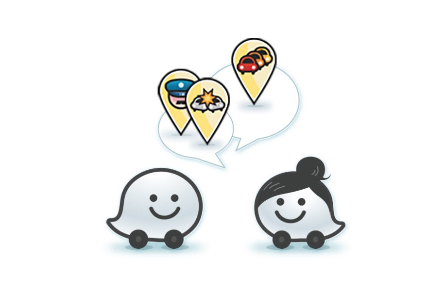 Waze's incident reporting now available on Google Maps