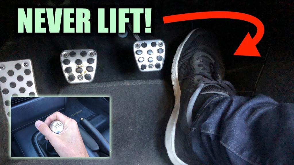 Why no-lift shifting is a really bad idea