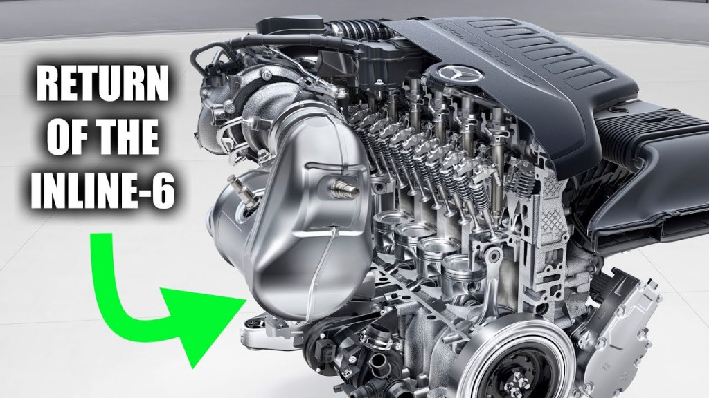 Why the inline-6 is making a comeback