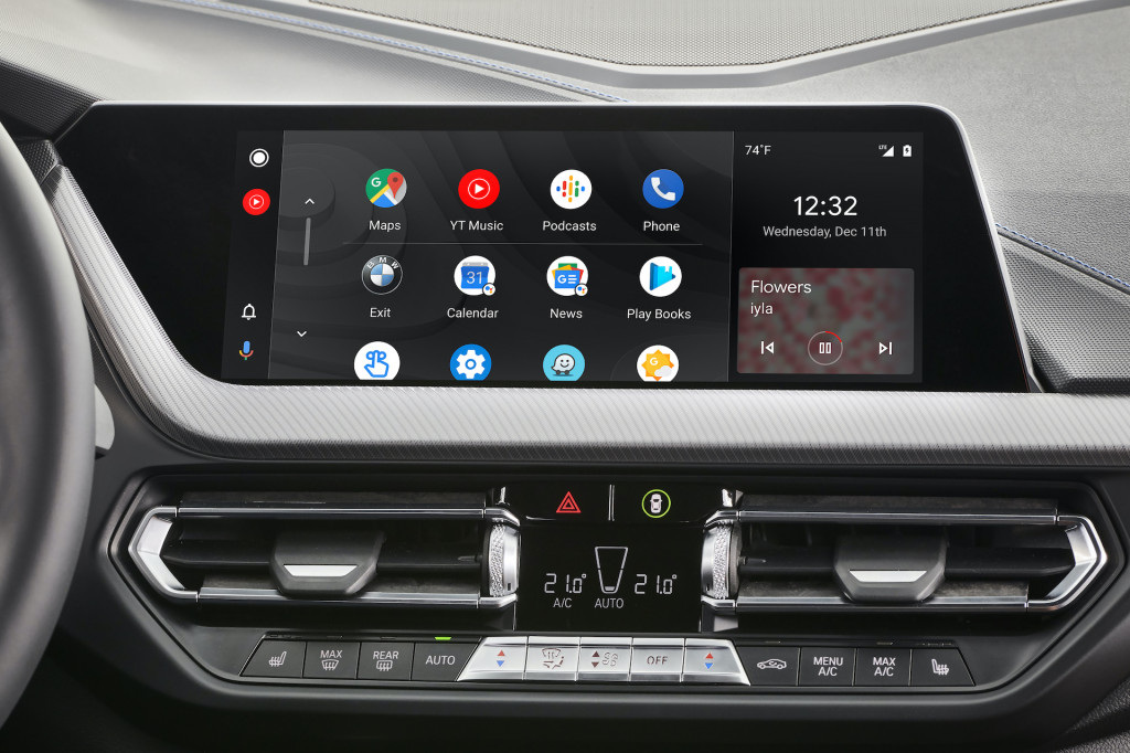 Wireless Android Auto compatibility