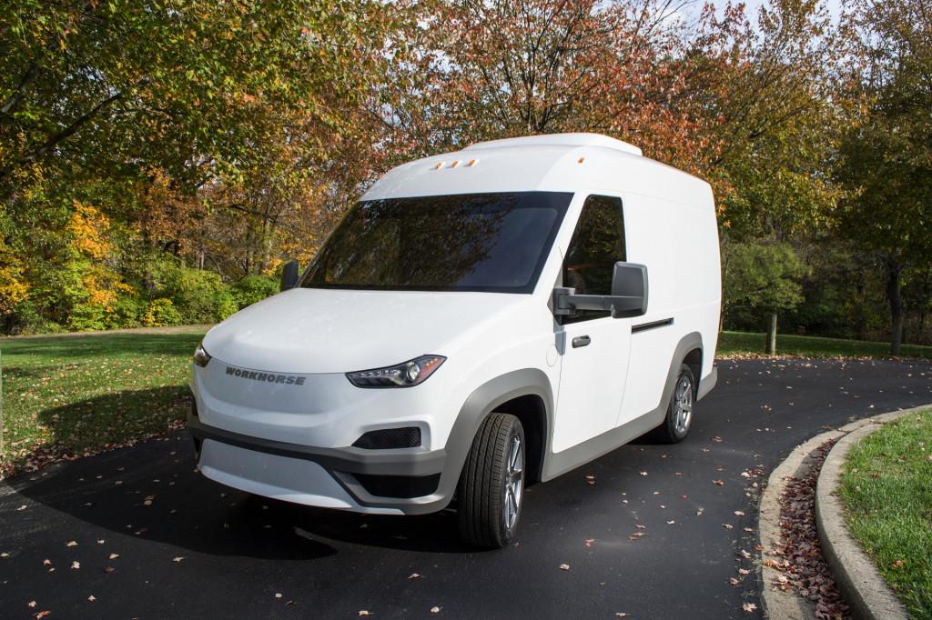 Workhorse N-Gen electric delivery van
