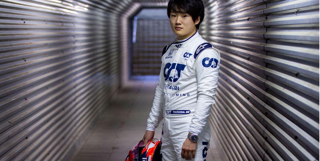 Yuki Tsunoda to replace Daniil Kvyat at AlphaTauri F1 team ...