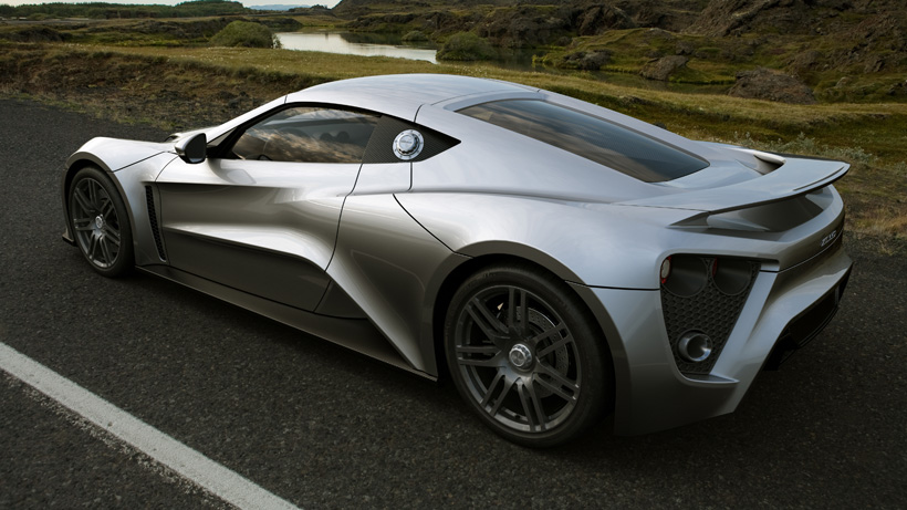 The Zenvo ST1: Surely Someone Will Buy It