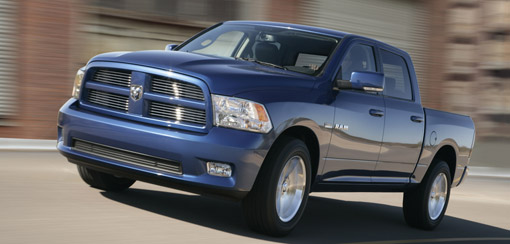 '09 Ford F-150 & Dodge Ram come as market collapses