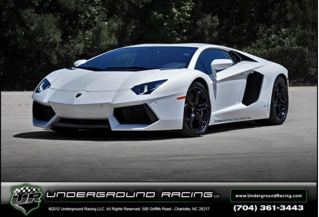 1,200-horsepower Lamborghini Aventador LP 700-4 built by Underground Racing