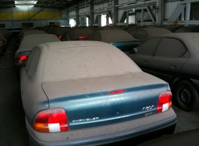 150 brand new Chrysler Neons