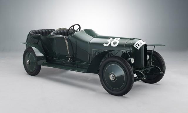 1910 'Prinz Heinrich' Benz