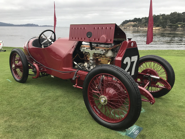 1913 Isotta Fraschini Tipo M Race Car, 2017 Pebble Beach Concours d'Elegance
