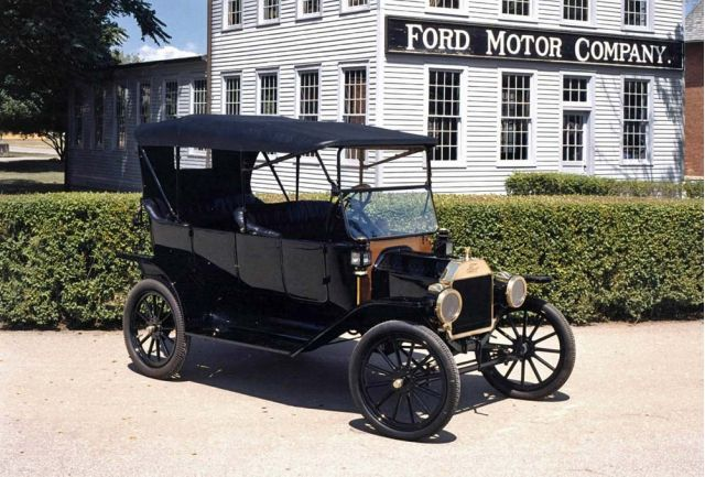 Alt Fuel History Ford Model T Wasn Designed For Multiple Fuels Really