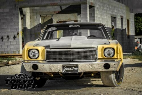 """1971 Chevrolet Monte Carlo from """"The Fast and the Furious: Tokyo Drift"""" is for sale"""