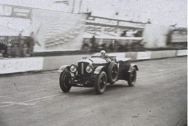 1929 Bentley Speed Six at Le Mans