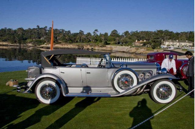 1929 Duesenberg J Sport Phaeton