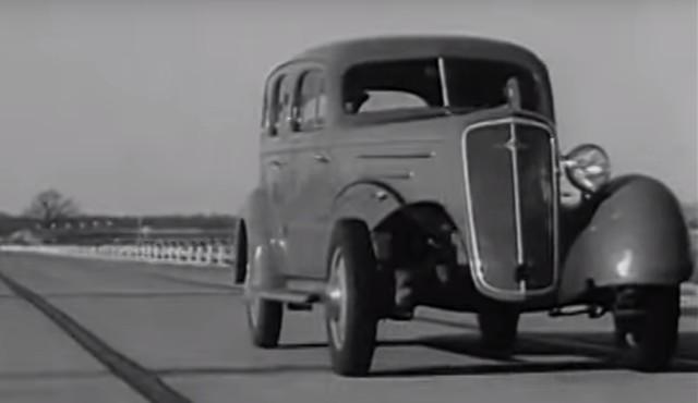 Vintage Video Explains How Car Suspension Systems Work