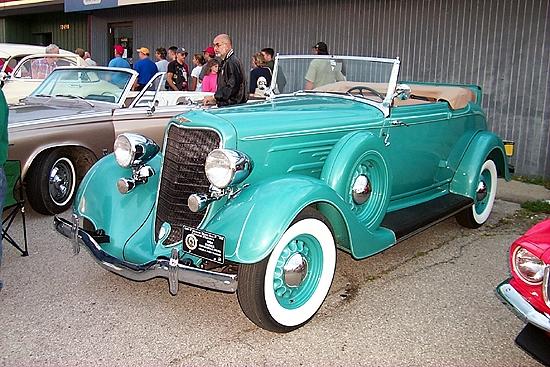 1934 Dodge Convertible