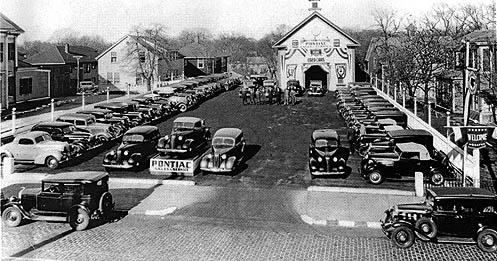 1936 Used Car Lot Quincy MA