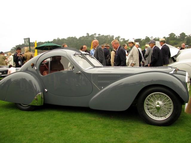 1937 Bugatti Type 57S Atlantic