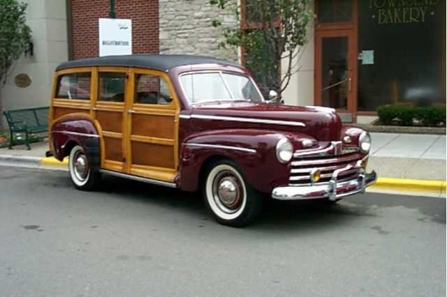 1946 Ford Woody Wagon