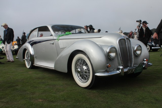 1947 Delahaye 135 MS Langenthal Coupe