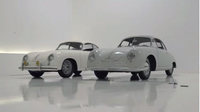 1949 Gmünd Porsche 356