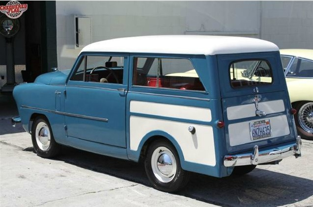 1951 Crosley Wagon [photo by Chequered Flag International]