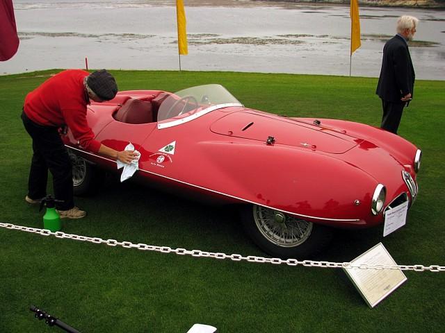 1952 Alfa Romeo C52 'Disco Volante' Touring Spider