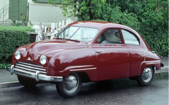 1953 Saab 92B