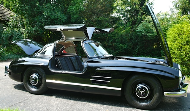 1954 mercedes benz 300sl pre production gullwing 850 000. Black Bedroom Furniture Sets. Home Design Ideas