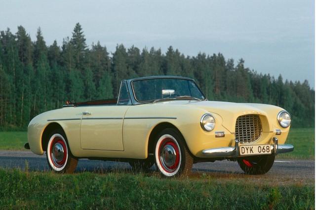 1954 Volvo Sport P1900