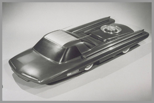 1958 Ford Nucleon concept car
