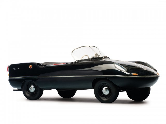 1958 Goggomobil Dart from the Bruce Weiner Microcar Museum [Photo: RM Auctions]