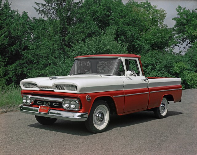 1960 GMC Model 1000 Half Ton Pickup Truck