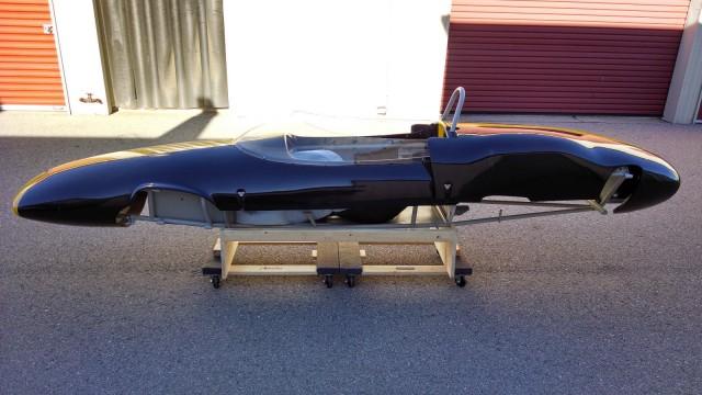 1960 Lotus 20/22 racing simulator (Images: eBay auction)