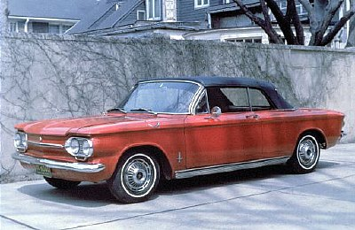 1960 Chevrolet Corvair 100 Cars That Matter