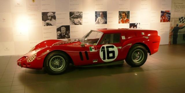 1962 Ferrari 250 GT SWB 'Breadvan'