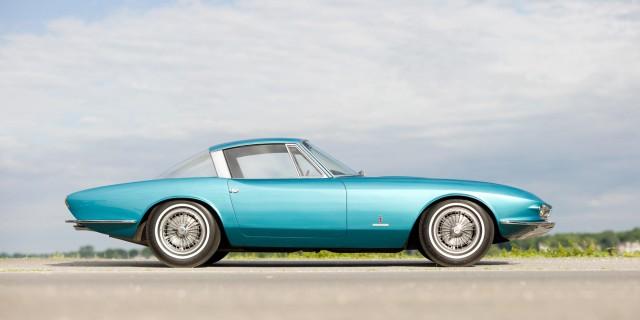 1963 Chevrolet Corvette Rodine Concept car