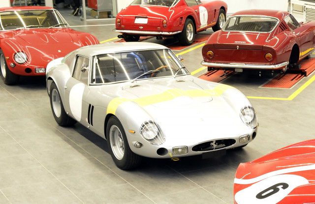 1963 Ferrari 250 GTO bearing chassis No. 4153 GT