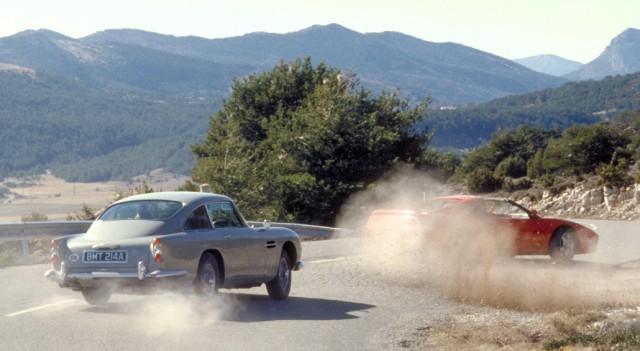 1964 Aston Martin DB5 from Goldeneye