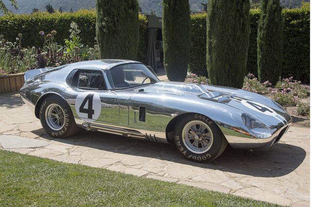 1964 Shelby Cobra 427 Daytona Coupe goes back into production