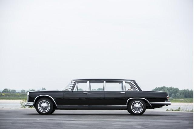 1965 Mercedes-Benz 600 Pullman (Image: Bonhams)