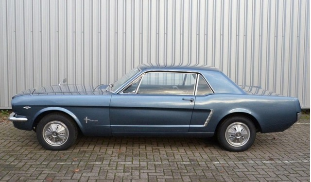 65 Mustang For Sale >> For Sale Four Wheel Drive 1965 Mustang
