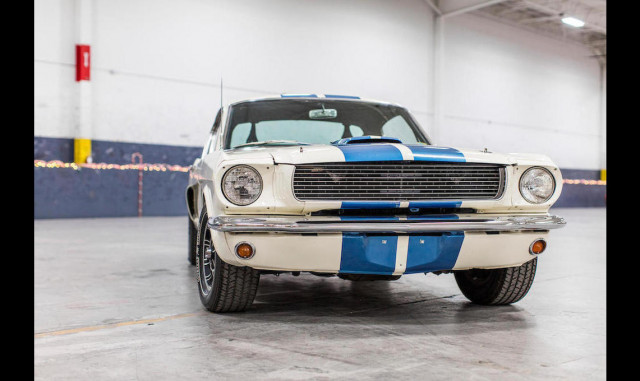 1966 Shelby GT350-H owned by Carroll Shelby