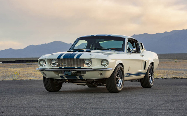 1967 Ford Shelby GT500 Super Snake continuation car