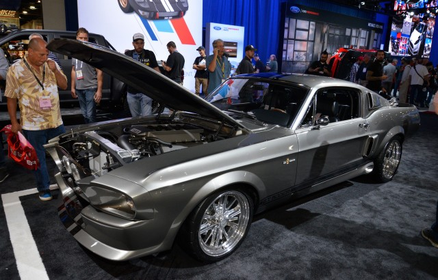 1967 Ford Shelby GT500CR, 2016 SEMA show