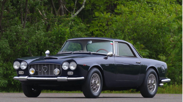 1967 Lancia Flamina owned by J. Geils