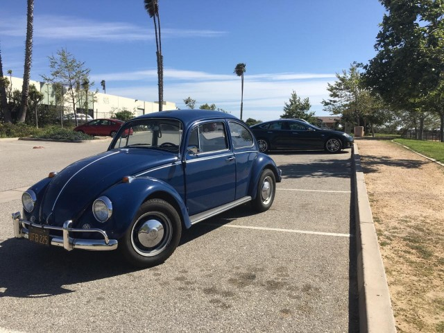 1967 Volkswagen Beetle Ebug Electric Car Conversion Owned By Richard Hugo