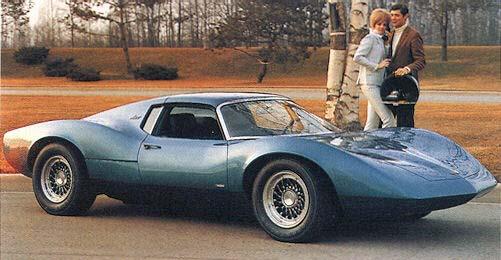 1967 Chevrolet Astro II