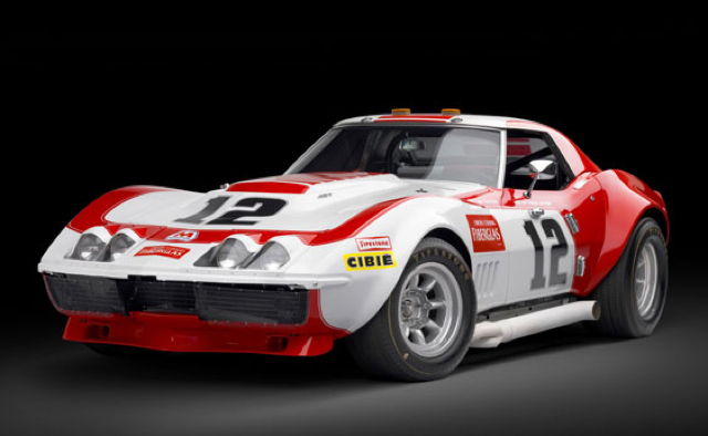 1968 Corvette L-88 racer, for sale at RM Auctions in Monterey - image courtesy of  RM Auctions