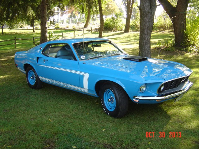 1968 Ford Mustang 'Going Thing'