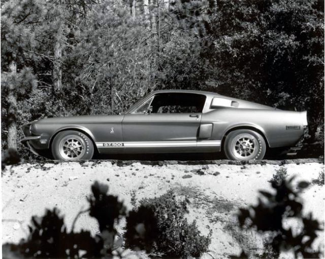 1968 Ford Mustang Shelby Cobra GT KR500